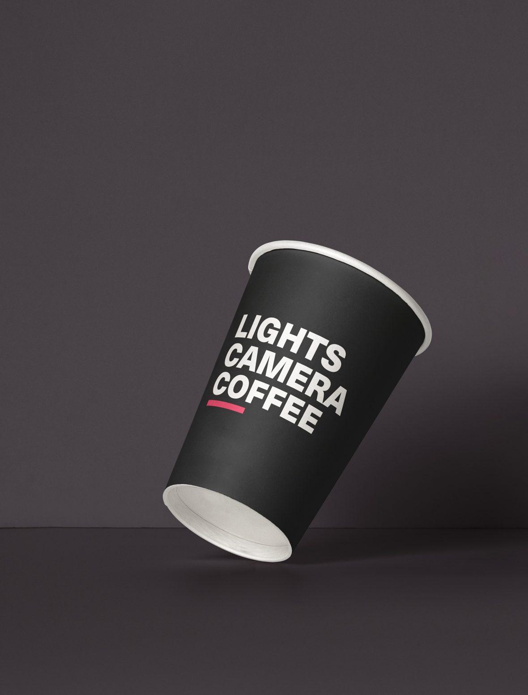Work cube coffee