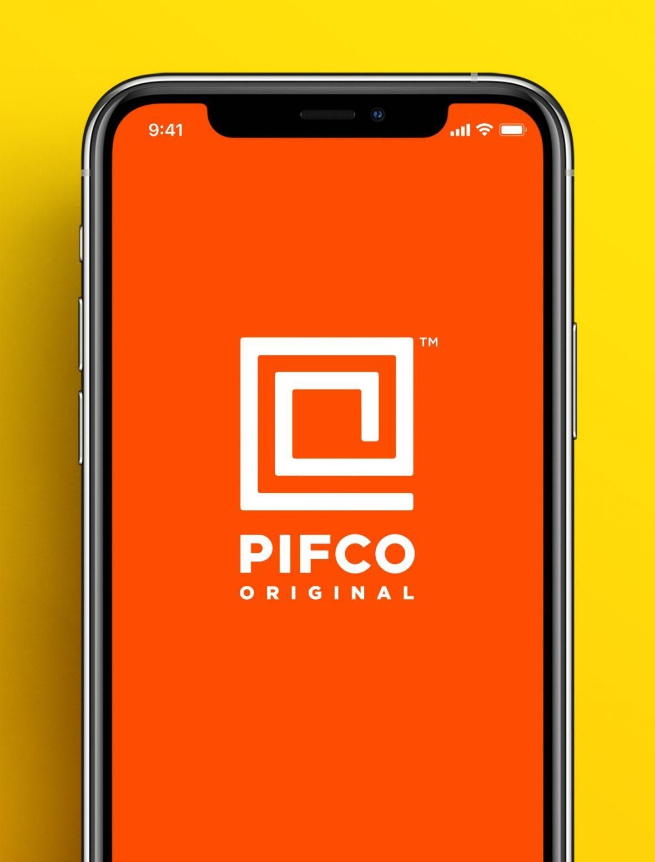Work pifco smartphone logo