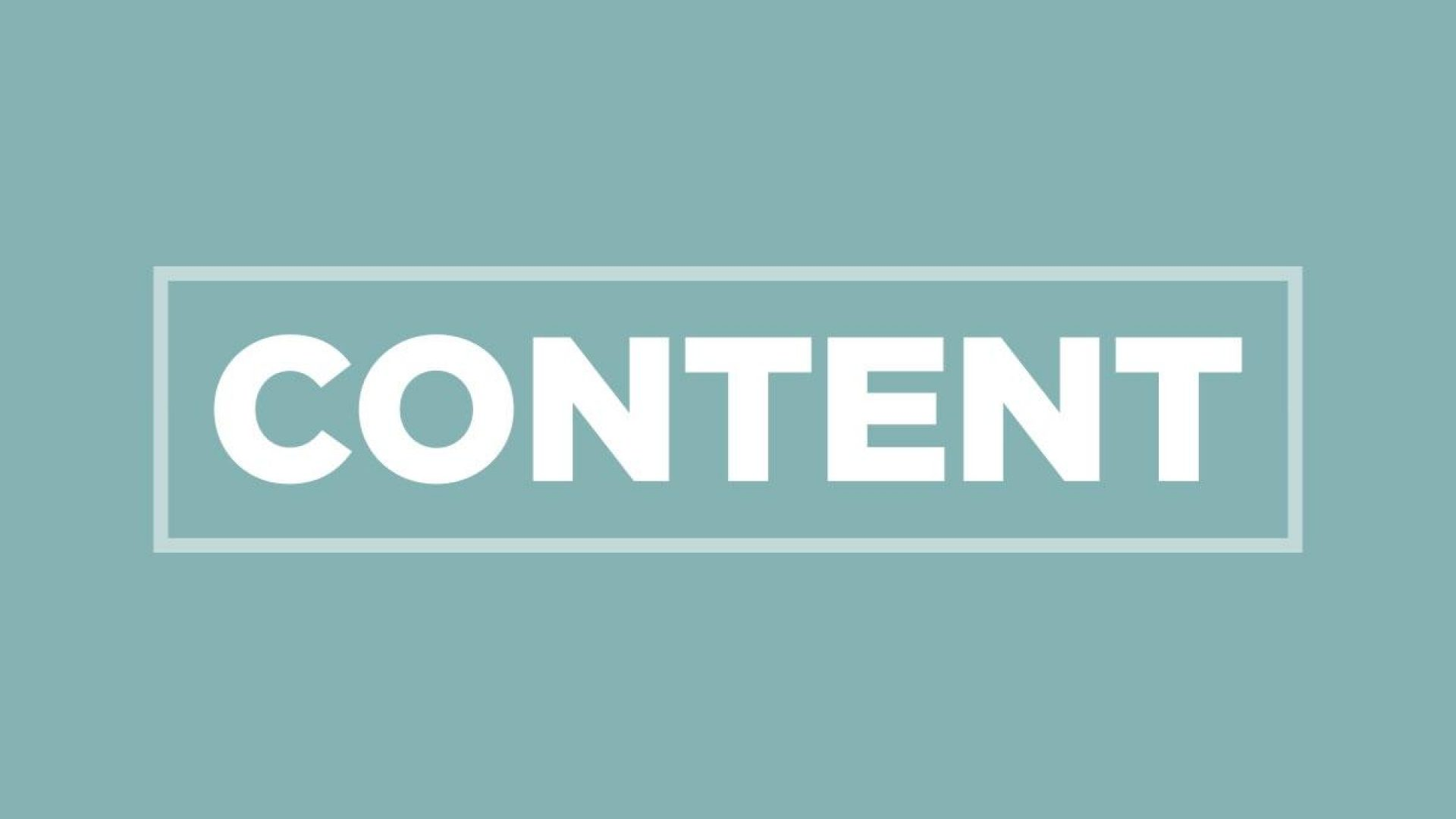 Beyond content strategy