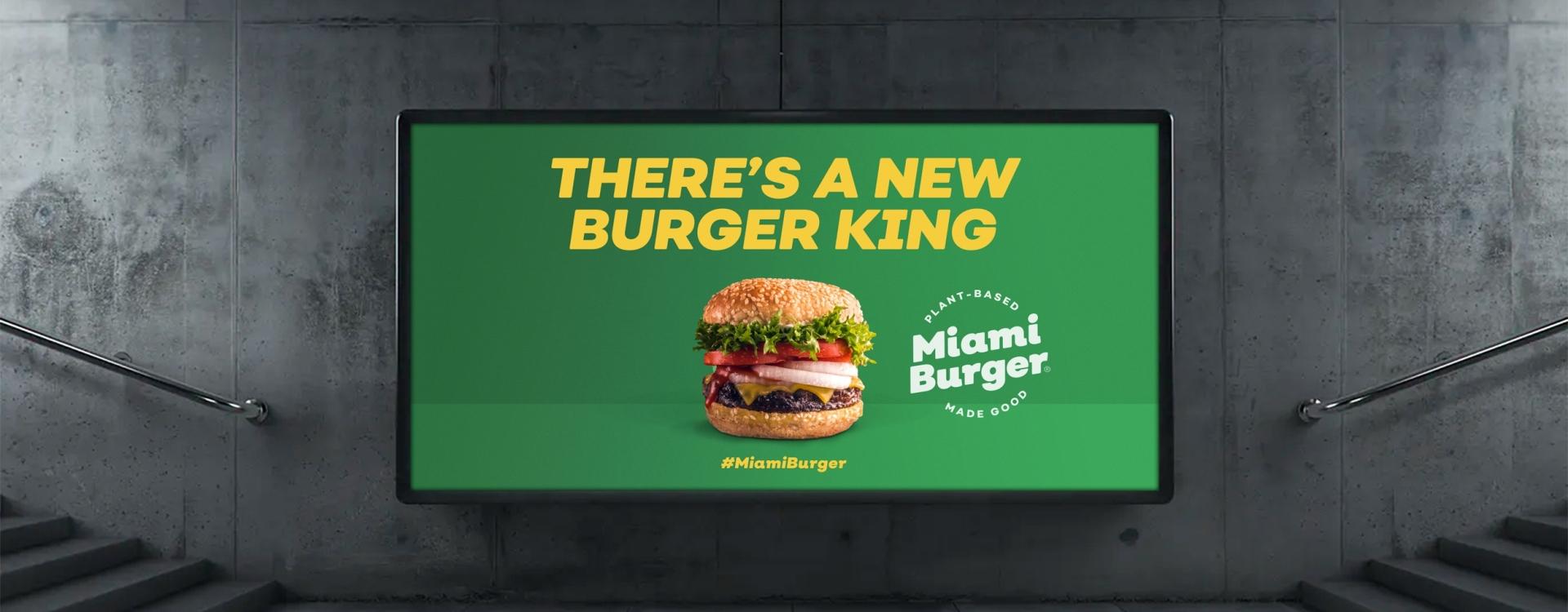 Work miami burger billboard grn