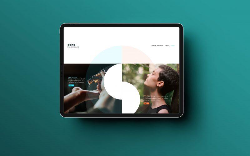 Sana website